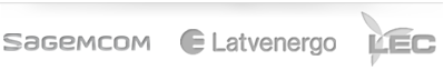 Sagemcom, Latvenergo, LEC